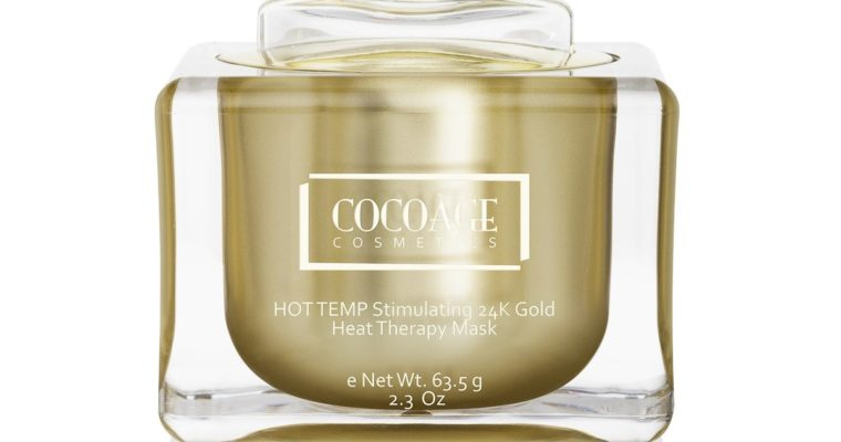 3 Reasons Cocoage Cosmetis Gold Masks Are Perfect for Oily Skin