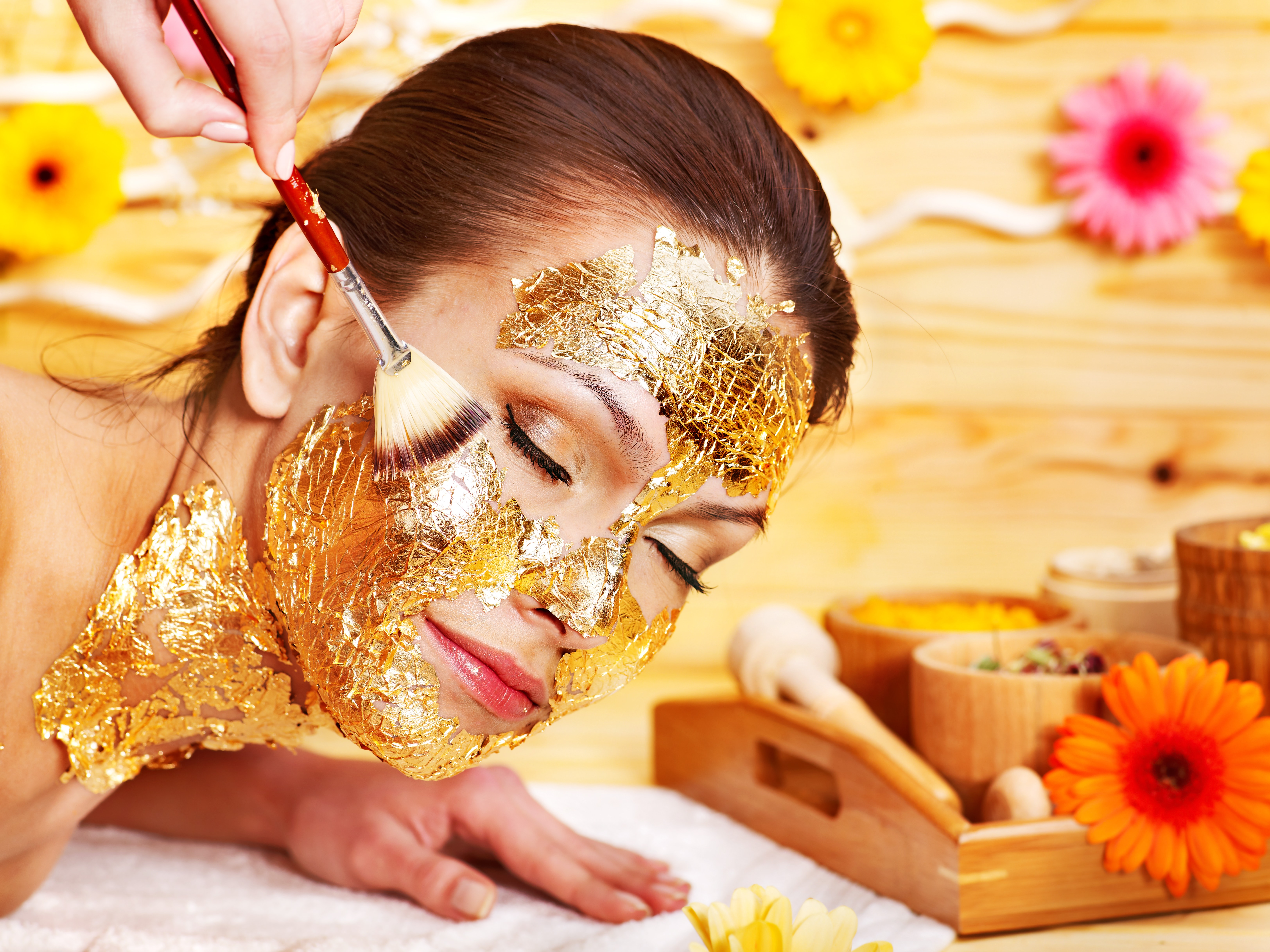 Gold Is the Secret Ingredient from Cocoage Beauty