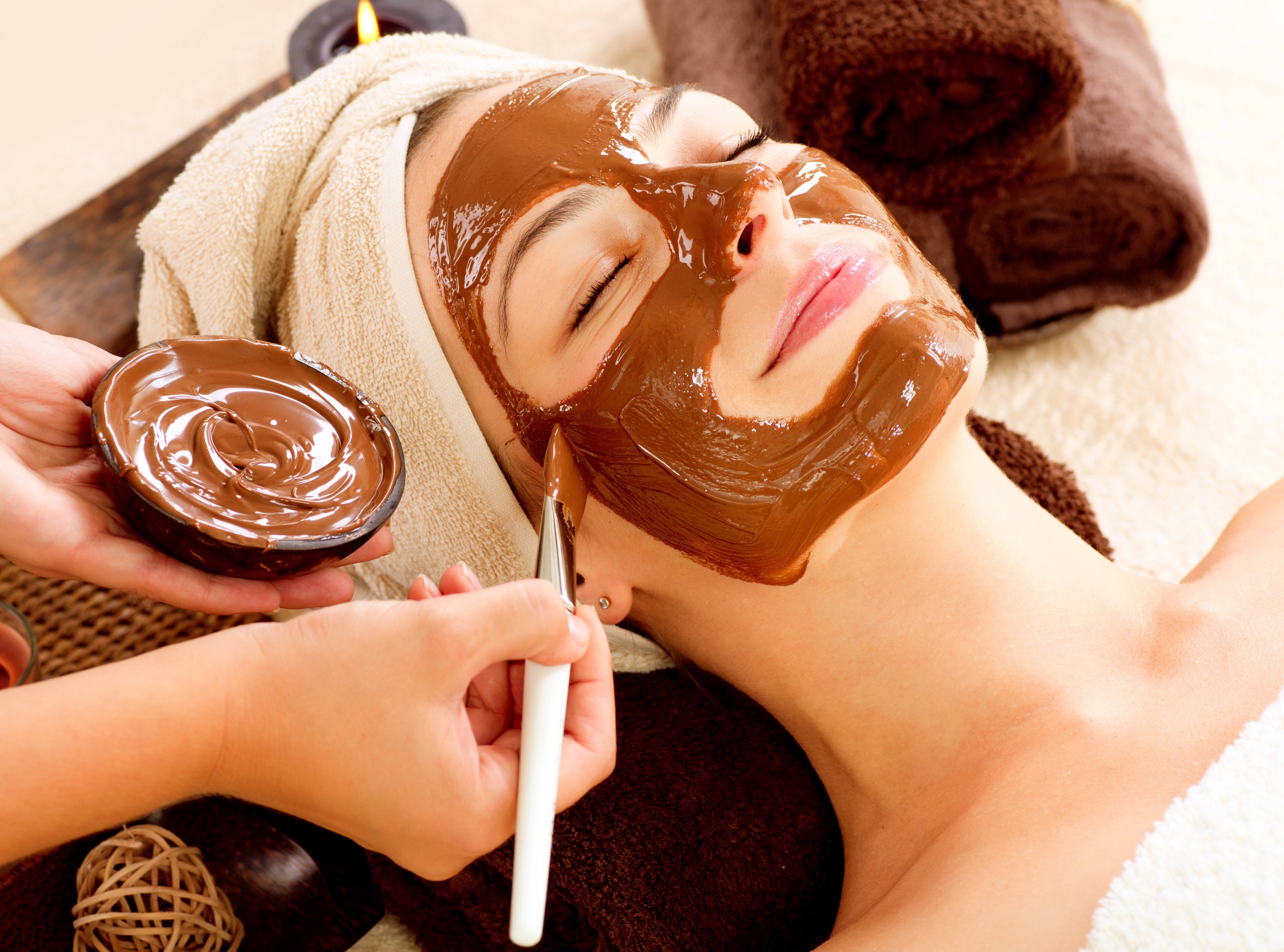 Chocolate Skin Therapy From Cocoage Cosmetics